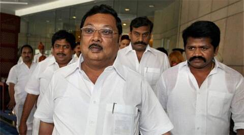 DMK leader M K Alagiri convened the meeting of his supporters to decide on his future course of action. (PTI)