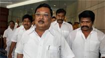 M Karunanidhi being harassed by some forces in DMK: M K Alagiri