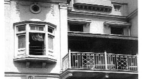 23, Ganga Ram apartments: Amrita Sher-Gil's house in Lahore.