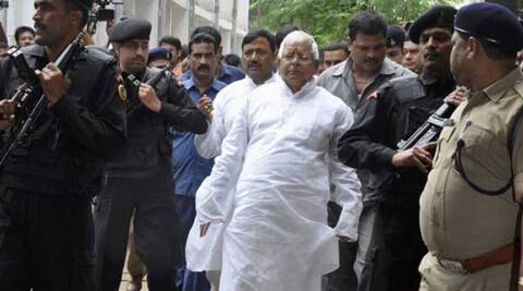 Lalu has argued that a person tried for a crime and acquitted or convicted cannot be tried again for the same crime. (Reuters)