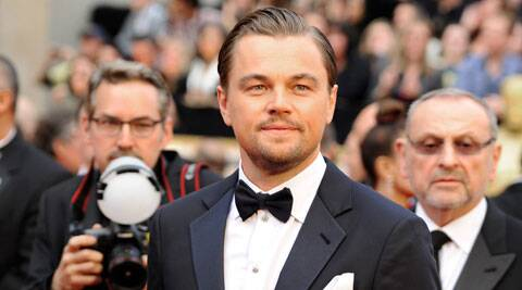 Leonardo DiCaprio was nominated for  'Wolf of Wall Street'. (AP)