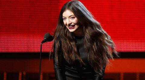 Lorde: I have loved Mac Cosmetics since I was a little kid. (Reuters)