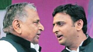 For Mulayam-son duo, SP plans 312 poll meets in state