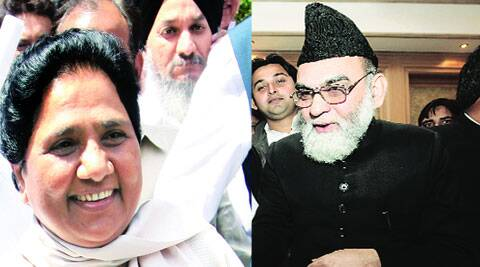 Mayawati and Bukhari: Terms of cleric's 'support' to BSP to be clear soon