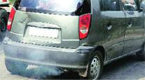 Campaign against vehicularpollution