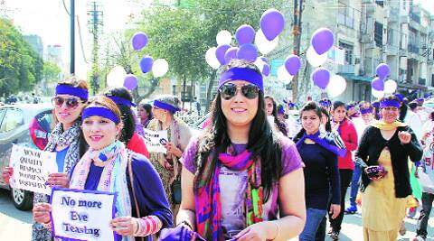 Lok Sabha poll fever rules Women's Day celebrations