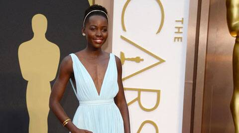 Lupita acted in '12 Years A Slave'.