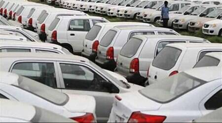 Domestic car sales shoot up 22 percent in October