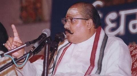 Maharaj attacked the Uttarakhand government, accusing it of doing nothing for the victims of floods and said people were leaving the hills for the plains in search of livlihood.