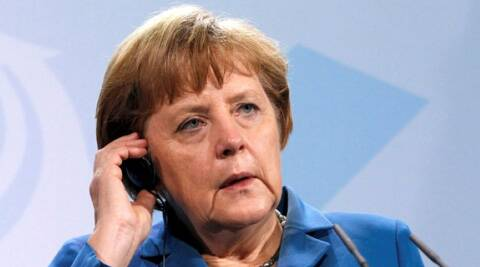 Chancellor Angela Merkel's government criticised Turkey  for blocking Twitter. (Reuters)