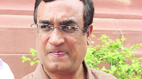 Congress candidate from New Delhi Ajay Maken.