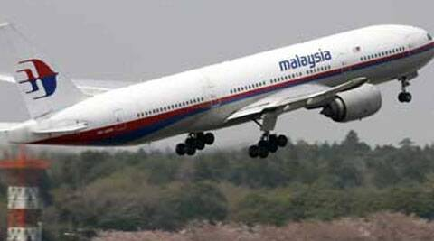 The Beijing-bound Boeing 777-200 Flight MH370 of Malaysia Airlines had 227 passengers aboard. (AP Photo)