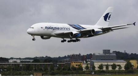 Missing plane last has contact with air traffic controllers 120 nautical miles off the east coast of the Malaysian town ( FIle photo: Reuters)
