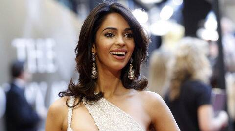 Mallika Sherawat is known to rub shoulders with the who's who of Hollywood. (Reuters)