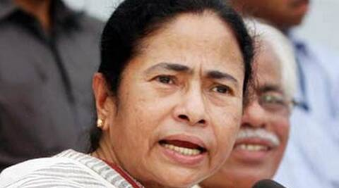 Mamata Banerjee claimed that Trinamool Congress protested against the Modi government in the Parliament after the riots (PTI photo)