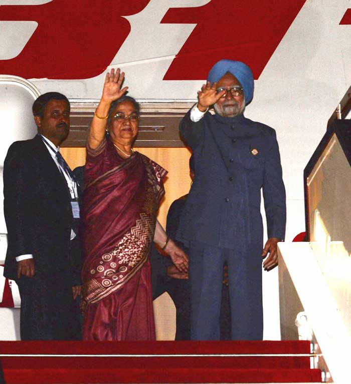 PM returns home after Myanmar visit