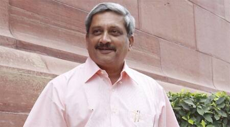 Ec office has dismissed a complaint of violation of model code of conduct filed against Parrikar by opposition Congress.