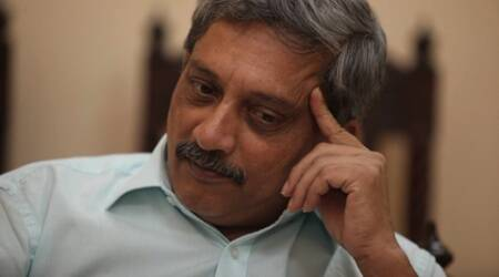 The Congress leader pointed out Parrikar's RSS background, claiming that the Chief Minister was one of the karsevaks.