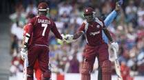 Marlon Samuels helps West Indies to easy win