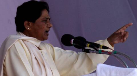 Mayawati alleged Congress was responsible for overall misrule and backwardness of the country during last 60 years. (PTI)