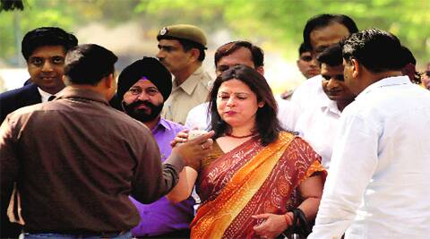 Lekhi will be the second MP to be part of the Council after amendments were made in the NDMC Act in 2011. (Source: Express Archive)
