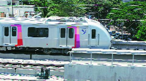 'Project can be extended up to Dahisar' (express archive)