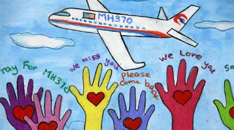 Adelaide-based GeoResonance yesterday said it had begun its own search for the missing flight MH370 on March 10, he Star newspaper reported. Reuters