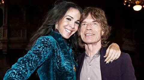 "The spokesman said Jagger, 70, was ""completely shocked and devastated"" by the death of the 49-year-old Scott. US media reported that the former model was found hanged. (AP)"
