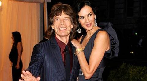 Since becoming famous 50 years ago, Mick Jagger has had a series of high-profile relationships, most tragically with designer L'Wren Scott, who was found dead in New York on Monday in what was being investigated as an apparent suicide.