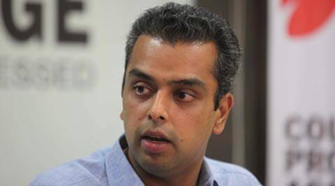 Milind Deora said though projecting a face for the top job is good thing, it does not make or break elections. (Express Archive)