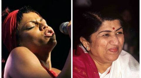 Mina Agossi on Lata Mangeshkar: She is legendary and I would be happy to meet her if I get a chance.