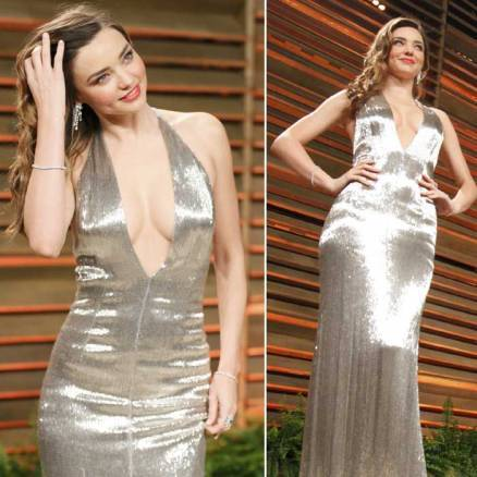 Oscars 2014: Miranda Kerr, Britney Spears at Vanity Fair party