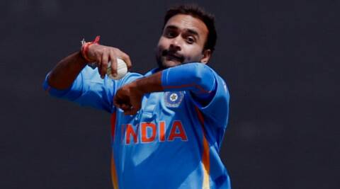 Amit Mishra took 2/22 against Pakistan on Friday. (AP)