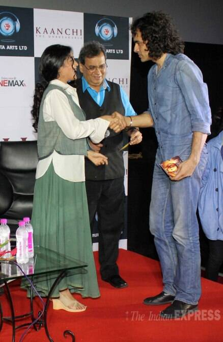 Introducing Subhash Ghai's 'Kaanchi' aka Mishti