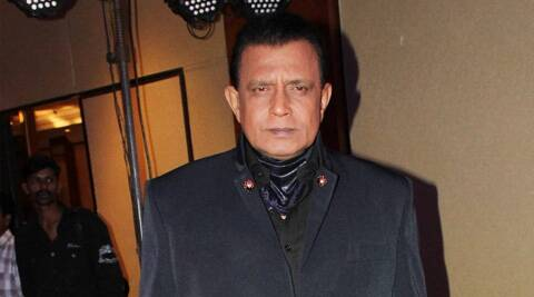 Mithun Chakraborty turned rapper for the first time at a dance reality show,