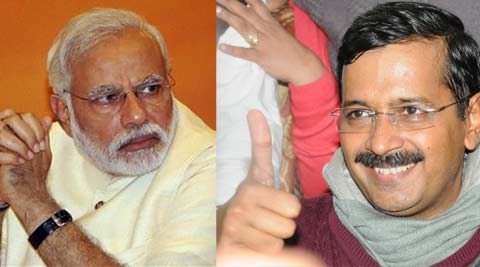 Kejriwal said his party wanted him to contest against Modi and he accepts the challenge to face the Gujarat CM.