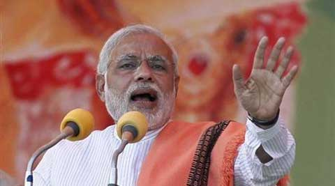 The survey says 42 per cent of Indians backed Narendra Modi.
