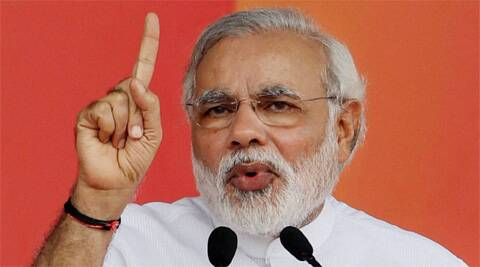 Narendra Modi said that Congress should now be renamed as Institution Neglecting Congress for its attempts in denigrating the image of Constitutional bodies. (PTI)
