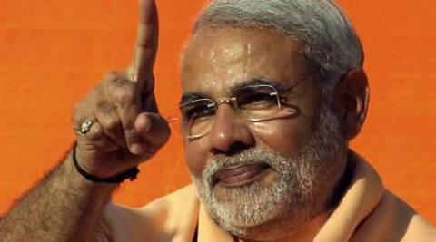 Modi is able to rally around the party what he calls a 'neo-middle class', made up of newcomers to the urban economy.