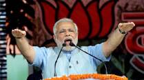 Mocking Nitish Kumar's 'PM hopes', Narendra Modi woos Muslims, Yadavs