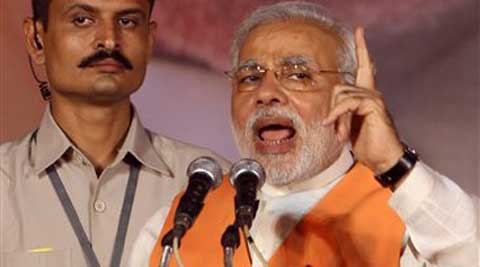 Modi is scheduled to address two election rallies at Maoist-hit Sasaram and Gaya on Thursday.