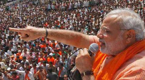 Corruption has become a way of life for the Congress, said Narendra Modi. (Reuters)