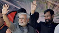 Third Front aimed at promoting Congress' interest: NarendraModi