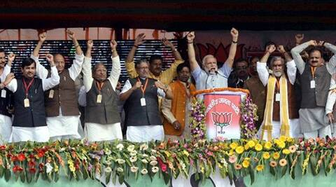 BJP announced its third list of candidates for Lok Sabha elections. (AP)