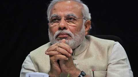 Refraining from making any political comments Modi said that he has seen courtrooms only in films. (AP)