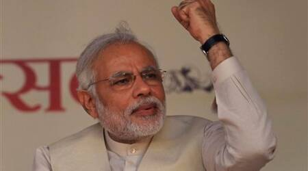 Modi will address a public meeting in Naya Gaon area of Bulandshahr.