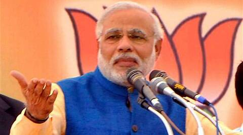 Modi said UP will only benefit when people of the state get rid of dynastic politics. (PTI)