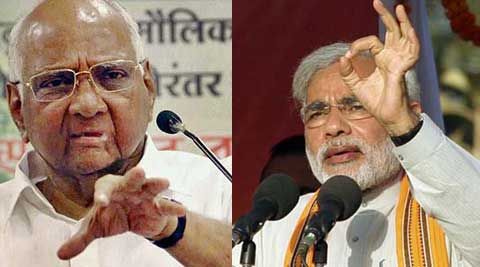 The recent verbal dual between Narendra Modi and Sharad Pawar has caught many by surprise.