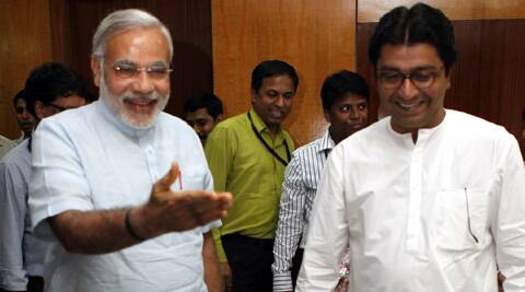 Modi should become the Prime Minister of the country, said Raj Thackeray.