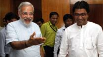 MNS chief Raj Thackeray backs Narendra Modi for PM post